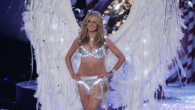 Heidi Klum bei Victoria's Secret