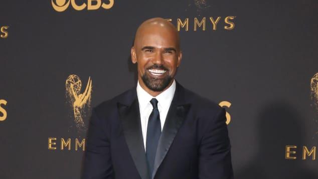 Shemar Moore  bei den 69. Emmy Awards am 17. September 2017