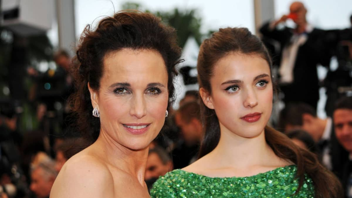 """""""Once Upon a Time in Hollywood""""-Star Margaret Qualley ist die Tochter von Andie MacDowell"""