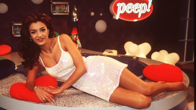 """Peep!"": Verona Pooth"