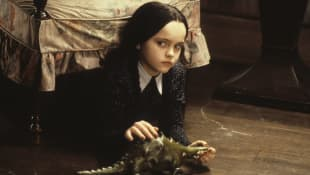 Addams Family Kind Wednesday Addams