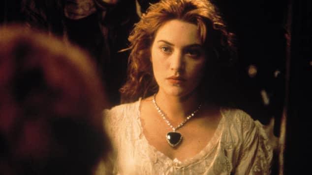"""Céline Dions """"Titanic"""": """"Rose'""""-Kette"""