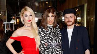 Candy Crash, Yoncé Banks und Bambi Mercury