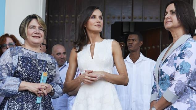 Königin Letizia: Elegant und stilsicher wie immer