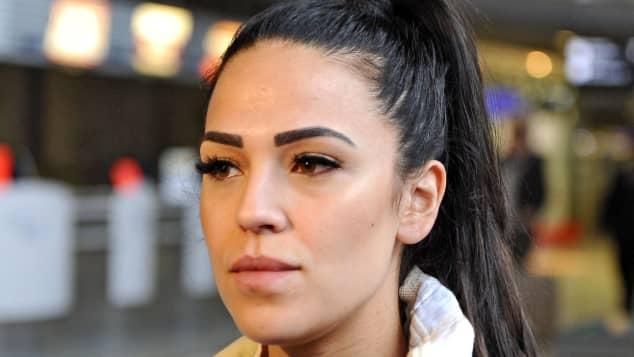 Reality-TV-Teilnehmerin Elena Miras
