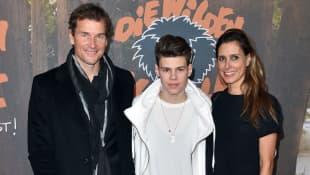 Jens, Mats und Conny Lehmann
