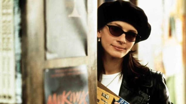 """Julia Roberts im Romantik-Klassiker """"Notting Hill"""""""
