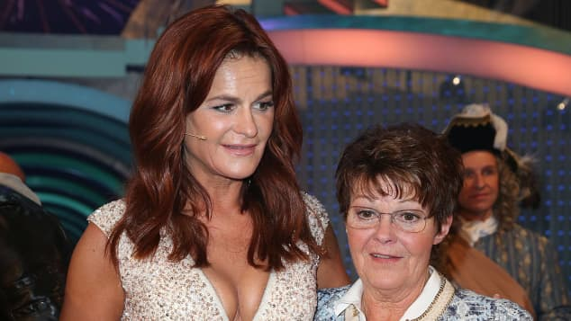 Andrea Berg Mutter Helga