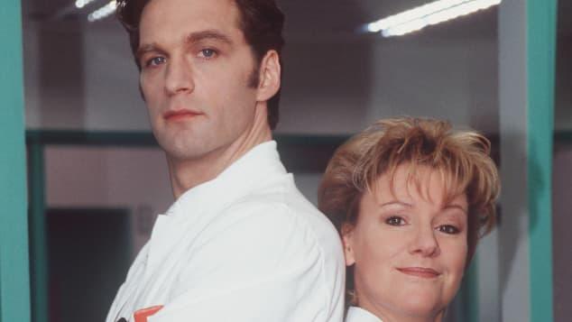 Walter Sittler und Mariele Millowitsch