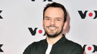 "Steffen Henssler beim ""Grill den Henssler""-Vox-Pressetermin am 5. April 2019 in Berlin"