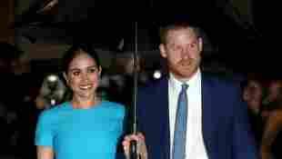 Herzogin Meghan und Prinz Harry tochter baby