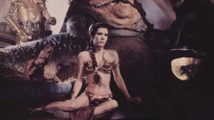 """""""Prinzessin Leia"""" (Carrie Fisher)"""