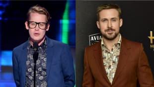 Macaulay Culkin und Ryan Gosling