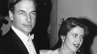 Mark Harmon und Pam Dawber