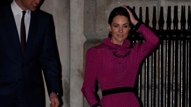 Prinz William und Herzogin Kate 2020 in Irland