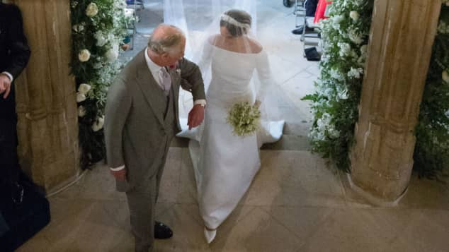 Prinz Charles und Herzogin Meghan
