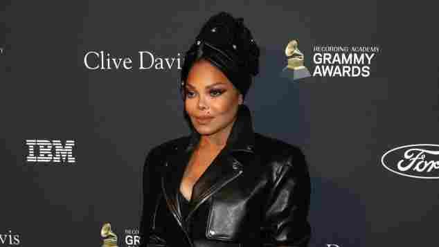 Janet Jackson bei der Pre-Grammy Party am 25. Januar 2020