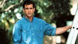 Mel Gibson in jungen Jahren