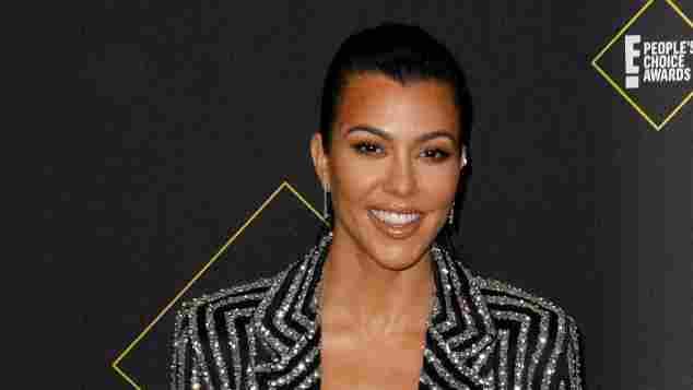 Kourtney Kardashian ist mit Travis Barker zusammen