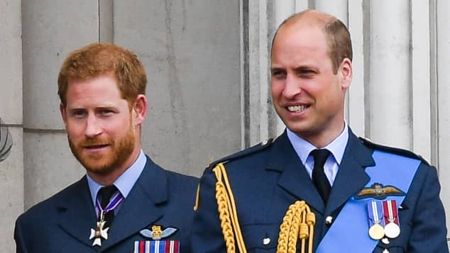 prinz harry prinz william kinder verschiedene nachnamen