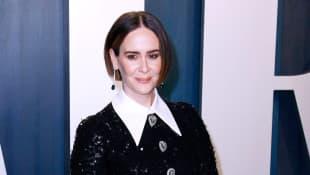 Sarah Paulson bei der Oscarparty 2020