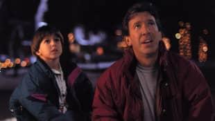 """Eric Lloyd und Tim Allen in """"Santa Clause – Eine schöne Bescherung"""""""