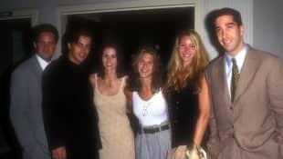 """""""Friends"""": Cast"""