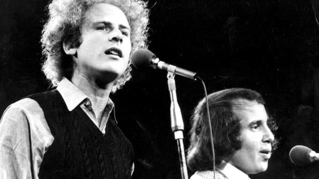 Simon & Garfunkel heute