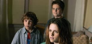 """Jonah Bobo, Josh Hutcherson und Kristen Stewart in """"Zathura"""""""