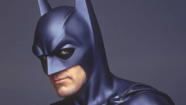 """George Clooney als """",Batman"""""""