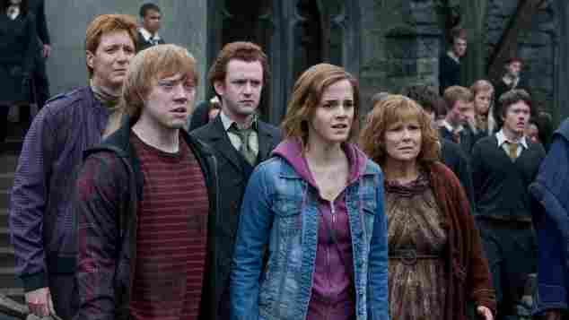 """Harry Potter"": Familie ""Weasley"""
