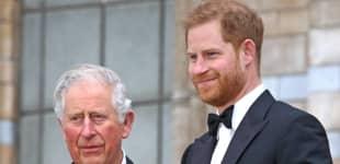 Prinz Charles und Prinz Harry: Verblüffende Ähnlichkeit