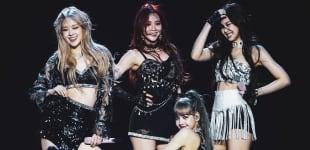 Blackpink ist eine südkoreanische Girlband