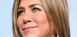 Jennifer Aniston ohne Make-up