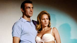 Sean Connery Ursula Andress früher