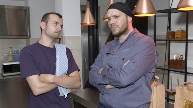 GZSZ-Vorschau: Mike Koch und Patrick Heinrich