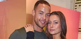 Andrej Mangold und Jennifer Lange beim Sommerhaus der Stars