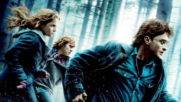 Harry Potter Teil 7 Heiligtümer des Todes