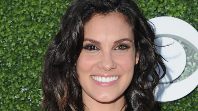 Daniela Ruahs Augen haben unterschiedliche Farben