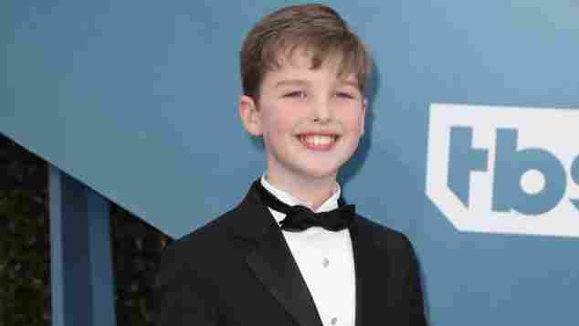 "Iain Armitage kennen wir als ""Young Sheldon"""