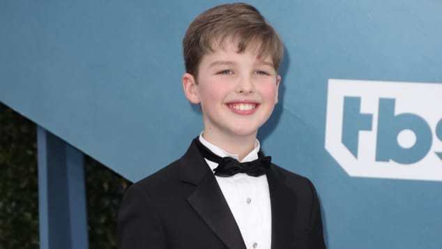 "Iain Armitage kennen wir als ""Young Sheldon"""