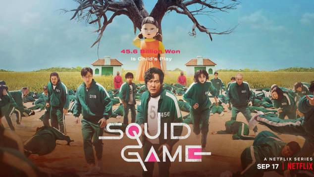 """""""Squid Game"""""""