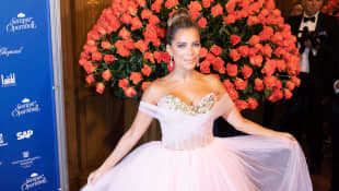 Sylvie Meis beim SemperOpernball 2020