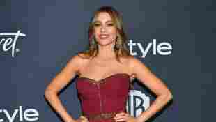 Sofia Vergara bei der 21. Warner Bros. And InStyle Golden Globe After Party am 5. Januar 2020
