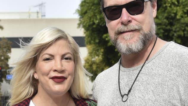 Tori Spelling und Dean McDermott