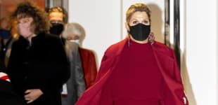 Königin Máxima rotes Outfit in Utrecht