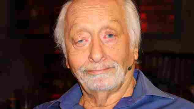 Schauspieler Karl Dall