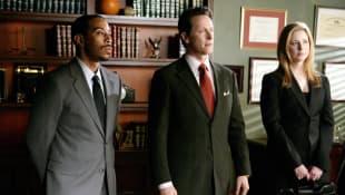 """""""Law & Order: SVU"""": Ludacris und Steven Weber"""