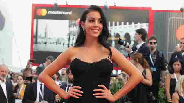 Cristiano Ronaldos Freundin Georgina: Heißer Auftritt beim Filmfestival in Venedig