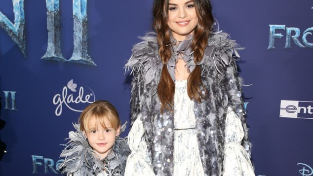 Selena Gomez und Schwester